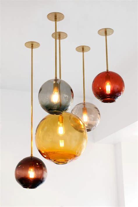 blown glass pendant lighting 15 blown glass pendant lighting ideas for a modern and