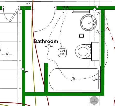 bathroom lighting layout basement bathroom design ideas 3 things i wish i d done