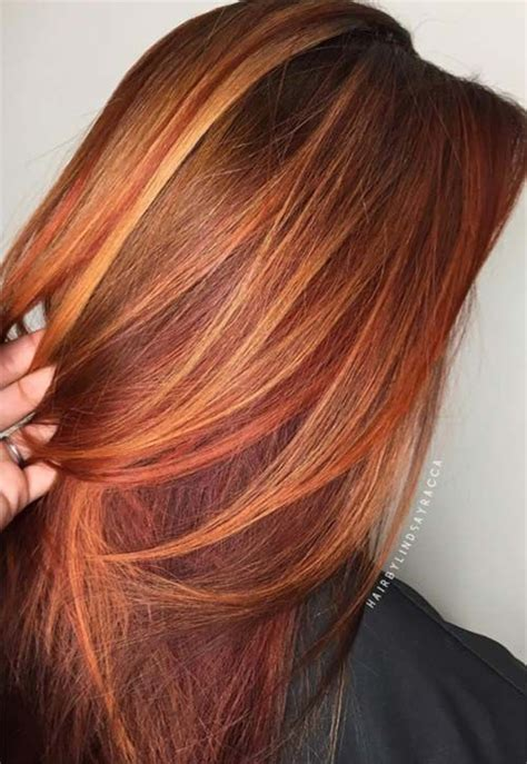 how to color hair 17 best ideas about copper hair colour on copper hair colors dying hair and