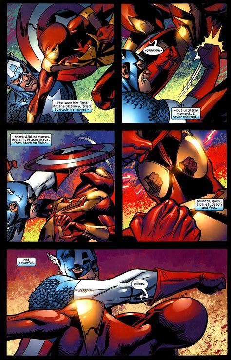 comics vs captain america vs discussion comic vine