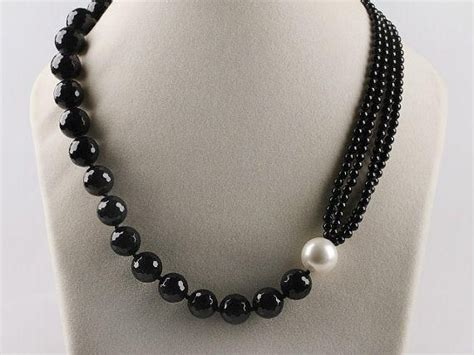 how to make a beaded chain necklace 25 best ideas about beaded necklaces on diy