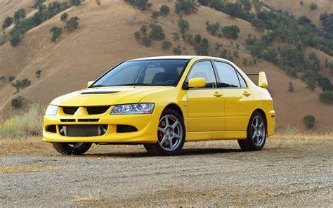 Yellow Car Wallpaper Hd by Mitsubishi Lancer Evolution Viii Yellow Car 4k Hd