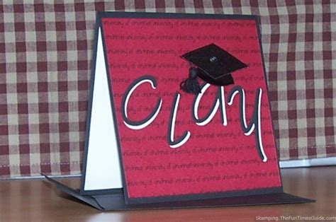 how to make a graduation card handmade graduation cards how to make a card for your