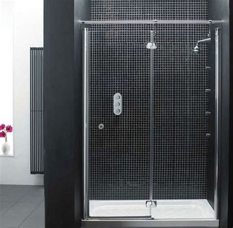 how to clean glass shower doors with water stains keeping your glass shower door clean a secret weapon