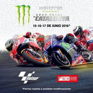 Motorrad Gp Spielberg 2018 by Entradas Gp Monster Energy De Catalunya De Motogp 2018 En