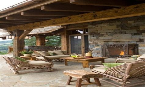 covered patio design ideas calm bedroom ideas rustic patio roof designs rustic