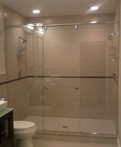 bathroom shower heads boston master bath with dual shower heads contemporary