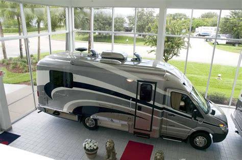 Mercedes Rv Class C by Luxury Motorhomes Fuel Efficient Downsized Class C