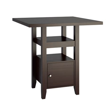 dining table with cabinet 36 inch kitchen table kmart