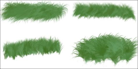 paint tool sai grass grass brushes 1 by baringa of the wind on deviantart