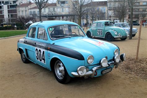 Renault Dauphine by Renault Dauphine Rally Cars And A Marque Website