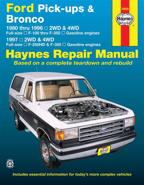 free car repair manuals 1996 ford bronco regenerative braking service manual 1996 ford f250 free repair manual 1996 ford pickup truck repair shop manual