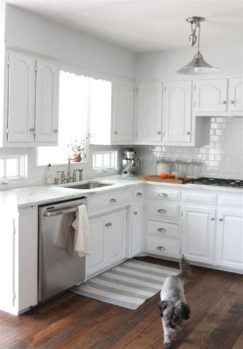 white small kitchen designs we did it our kitchen remodel