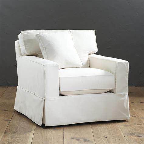 Ballard Design Lighting graham club chair slipcover slipcover and frame