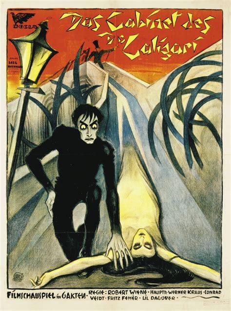 1919 the cabinet of dr caligari set design cinema the list