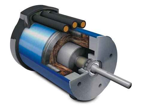 Brushless Electric Motor by Motors And Feedback Encoders Robots For Roboticists