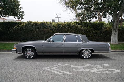 Cadillac Torrance by 1987 Cadillac Brougham D Elegance Sedan Stock 341 For