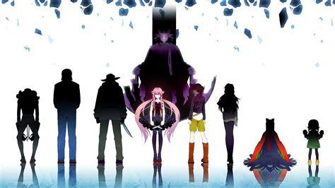 future diary tragedy 171 animes