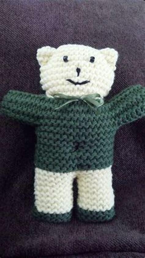free knitting pattern teddy free knitting pattern easy teddy knitting pattern