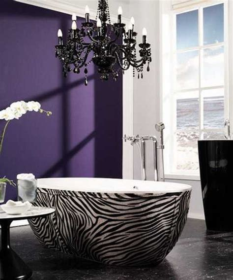 paint colors that go with zebra print zebra prints and decorative patterns for modern bathroom