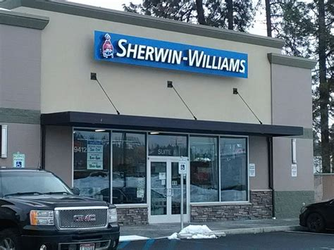 sherwin williams paint store tacoma wa sherwin williams paint store paint stores 9412 n