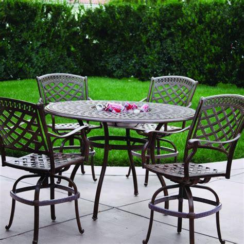 patio furniture bar table furniture outdoor bar table ebay outdoor patio pub table