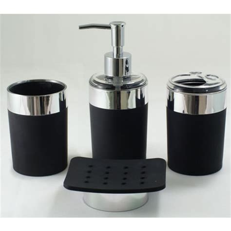 and black bathroom accessories home decorations black white bathroom accessories black
