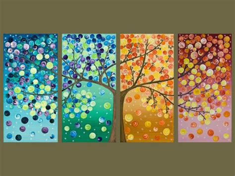 plexiglass craft projects colorful abstract original artwork acrylic gift for