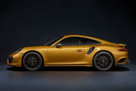 Porsche Turbo S by The New 2018 Porsche 911 Turbo S Exclusive Series With