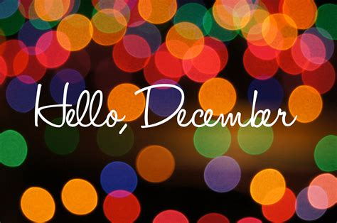 hello december free large images