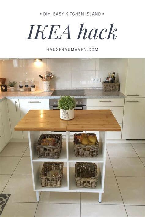 diy ikea kitchen island 25 best ideas about diy kitchen island on