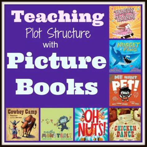 picture books to teach story elements 25 best ideas about literary elements on