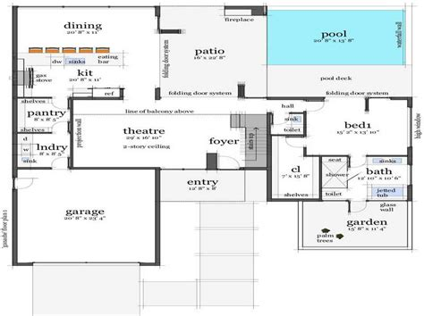 simple open floor plan homes simple floor plans open house house floor plan