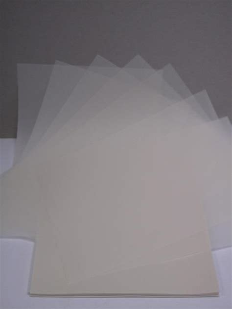 tracing paper crafts vellum translucent tracing paper 200gsm a4 in 15 s or 50 s