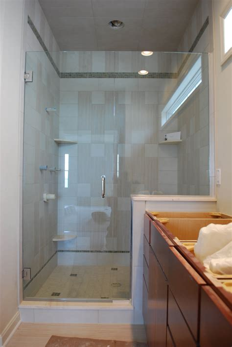 diy frameless shower door diy frameless shower doors can i really do it myself