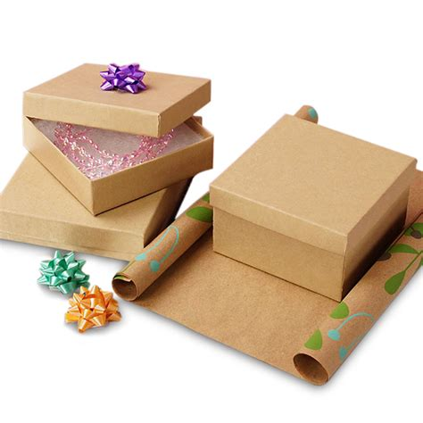 how to make jewelry gift boxes kraft jewelry boxes