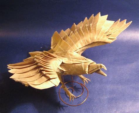 origami eagle origami eagle eagle scout