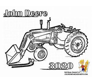 john deere combine coloring page free printable coloring - John Deere Combine Coloring Pages