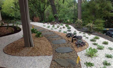 garden gravel ideas pea gravel landscaping design ideas landscaping