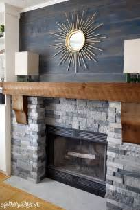 wall mantle 25 stunning fireplace ideas to