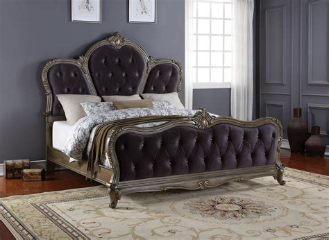 bombe bedroom furniture roma bombe tufted 4 king bedroom set
