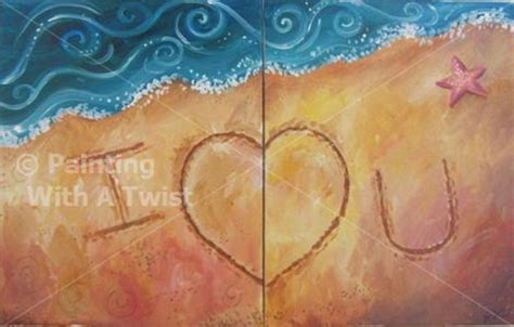 couples paint nite island 39 best images about painting ideas on