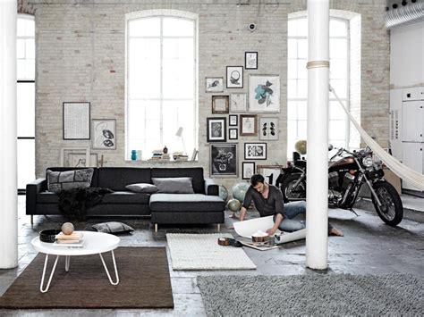 loft style living room scandinavian living room design ideas inspiration
