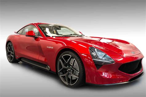 Car News by New Tvr Griffith Sportscar Brand Returns Carbuyer