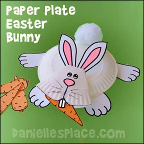 easter crafts paper plates easter crafts for