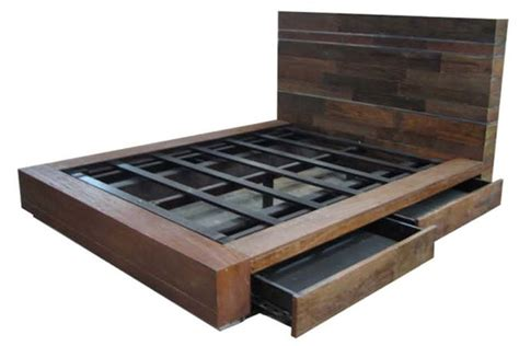 bed platform with drawers platform bed with drawers plans design ideas