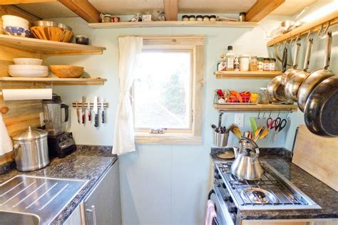 small house kitchen ideas peek inside this 240 sq ft tiny project houses small house decor