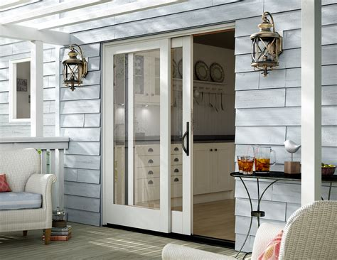 3 door patio doors sliding patio doors vinyl sliding aluminum milgard