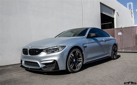 Bmw M4 by Frozen Silver Bmw M4 Gets Modded