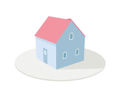 house gif gif illustration animation house flat vector